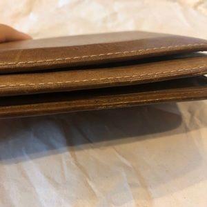 Coach Bags - Coach Leather Unisex Wallet